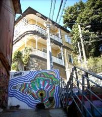 Museo a Cielo Abierto de Valparaíso (Chile) / Fotografía: Rodolfo Silvert