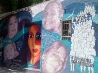 Ubicación: 13 y Av. 44 y Plaza Paso / Autoras Las Rojas / Fotografía Leandro Romero