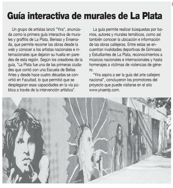 Diario HOY (27/01/15)