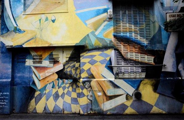 Ubicación: 43 entre 3 y 4, La Plata / Autoras: Lorena Méndez y Silvina Mayor / Fotografía: Romina Soliani