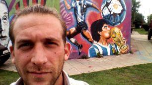 Nuestro amigo de YIRA! Martín Romano nos envía su foto