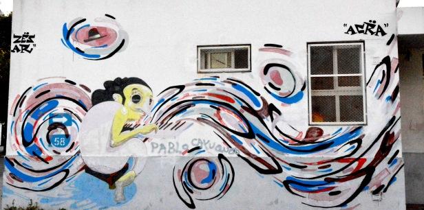Ubicación: 58 y 29/ Zësar-Acra/ Fotografía: Romina Soliani