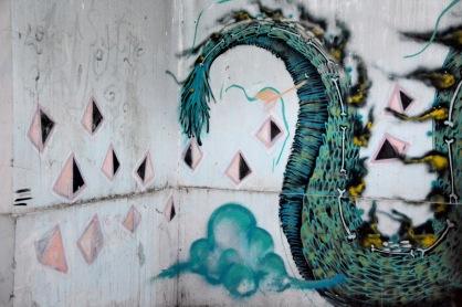 Ubicación: 58 y 29/ Autor: Cons Kamikaze/ Fotografía: Romina Soliani