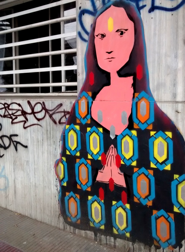 La Mona Lisa, ubicada en Av. 44 entre 2 y 3, de La Plata.